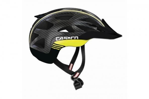 Helm Casco Activ 2 schwarz-neon