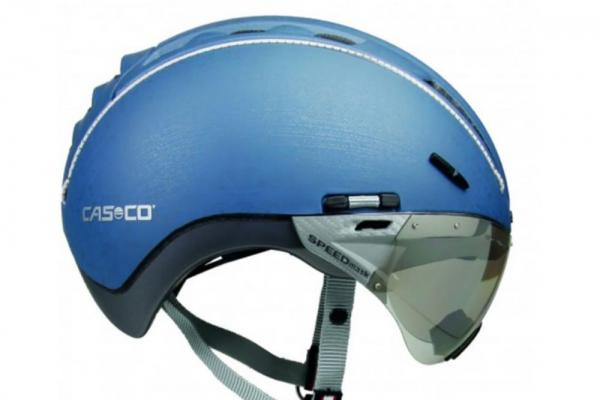 Helm Casco Roadster mit Visier