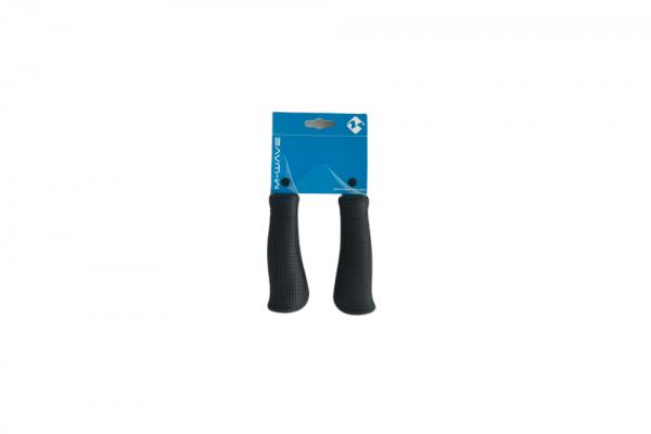 Griff Komfort M-Wave Gummi 130mm ø22mm